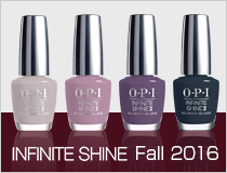 Infinite Shine Fall 2016